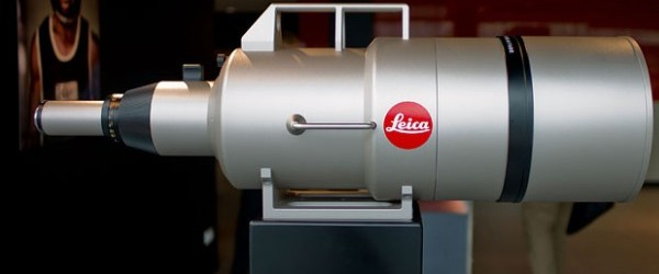 Holy Giant Leica Lenses, Batman!!!